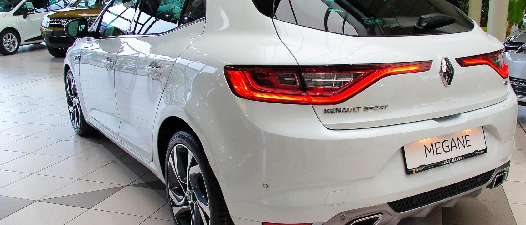 Renault Megane GT Sport